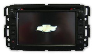 Chevrolet Silverado 07-12 S60 In Dash Double Din Touch Screen GPS Navigation Radio by Otto Navi. $449.99. This is an OE aftermarket navigation radio for 2007-2011 Chevy Silverado.  It is intended to upgrade base model only. Therefore, if you have factory navigation or premium sound, BOSE, this unit will not be compatible with your vehicle. Please make sure your car is factory/base model only. This unit offers many features such as: Cd player, DVD player (movies play w...
