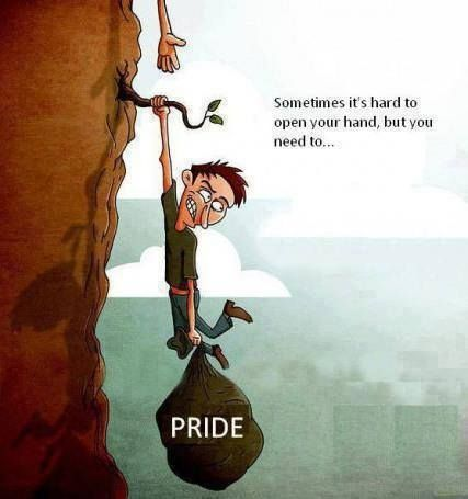 Proverbs 16:18 ► Parallel Verses New International Version Pride goes before destruction, a haughty spirit before a fall.