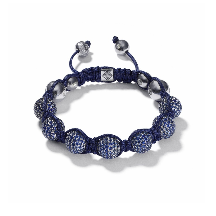 Sapphire Pavé Bracelet