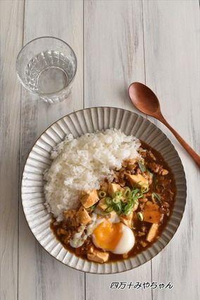 マーボー豆腐×カレーの刺激的なハイブリッドレシピ「マーボーカレー」 レシピブログ
