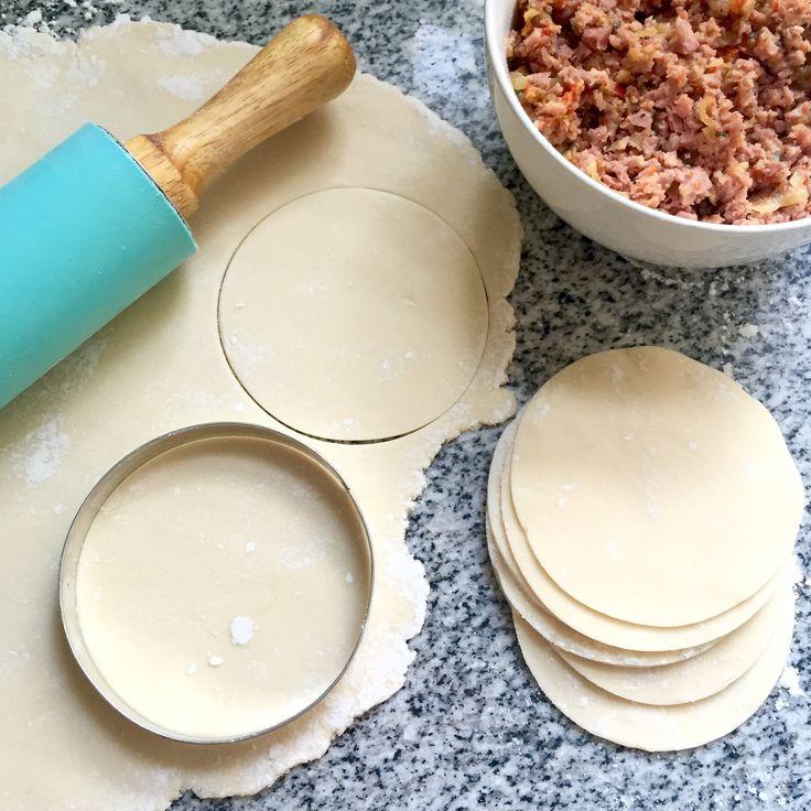 Discos para empanadas sin gluten! Son súper flexibles, no se parten al armar y son riquisimos!!