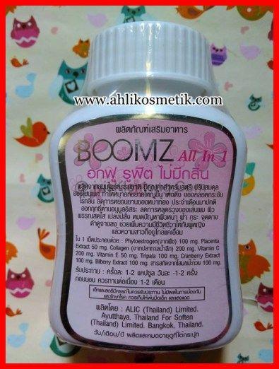 Secret Boomz Botol Besarkan Payudara