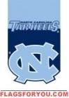 Applique - University of North Carolina House Flag