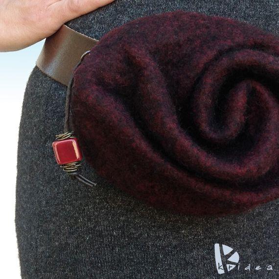 Attitude Belt Bag - Spirals