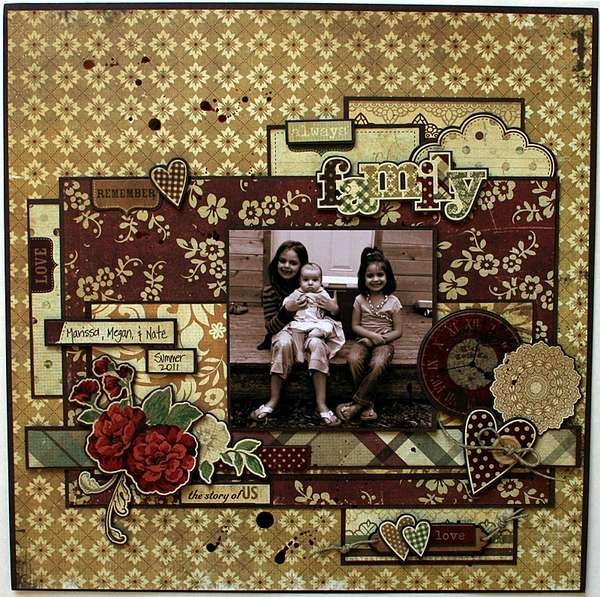simple stories Great for a school layout: Scrapbook Simple, Scrapbook Pages Layout, Scrapbook Galleries, Scrapbook Children Layout, Scrapbook Layout, Schools Layout, Scrapbookingchildren Layout, Scrapbook Pageslayout, Families Layout