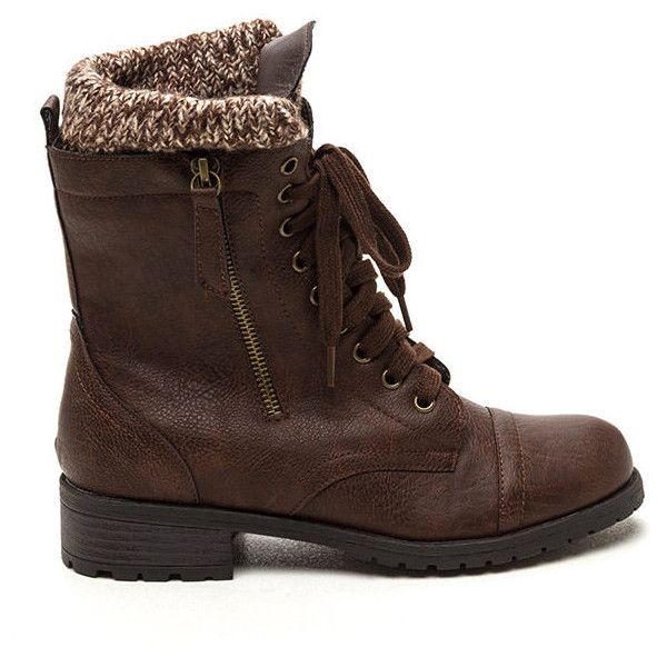 Best 25  Brown combat boots ideas only on Pinterest | Brown boots ...
