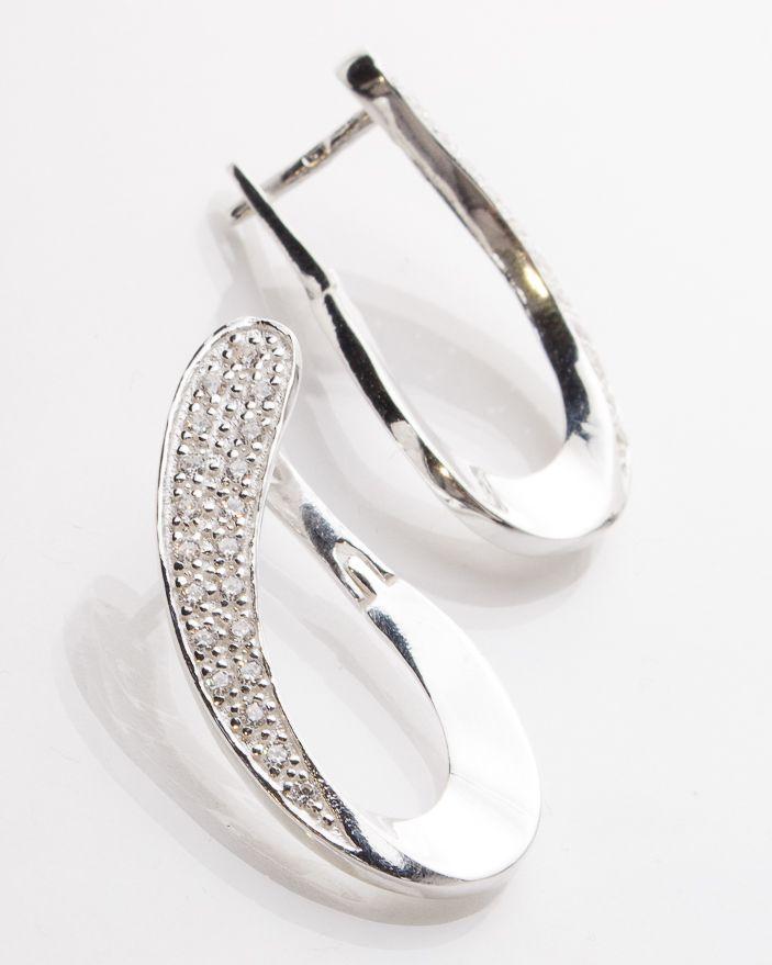 Cercei argint cod 1-2-149, gr7.7