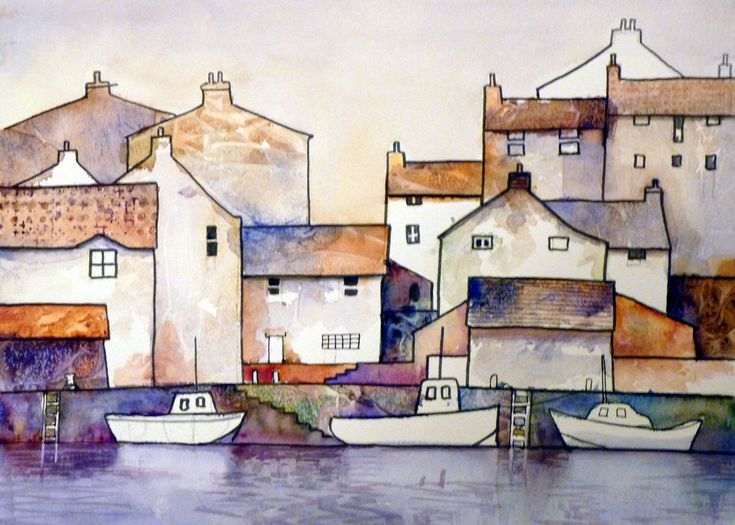 Harbour by Malcolm Coils