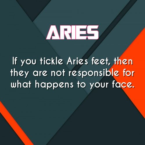 aries daily astrology fact