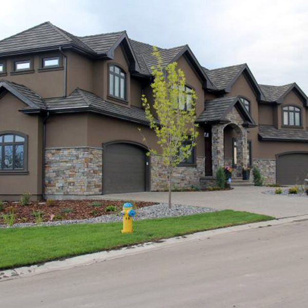 Best 25 stucco homes ideas on pinterest stucco exterior for Stucco and stone exterior
