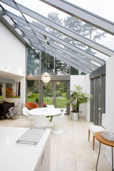 Spacious Kitchen Extension | Architecture in Glass