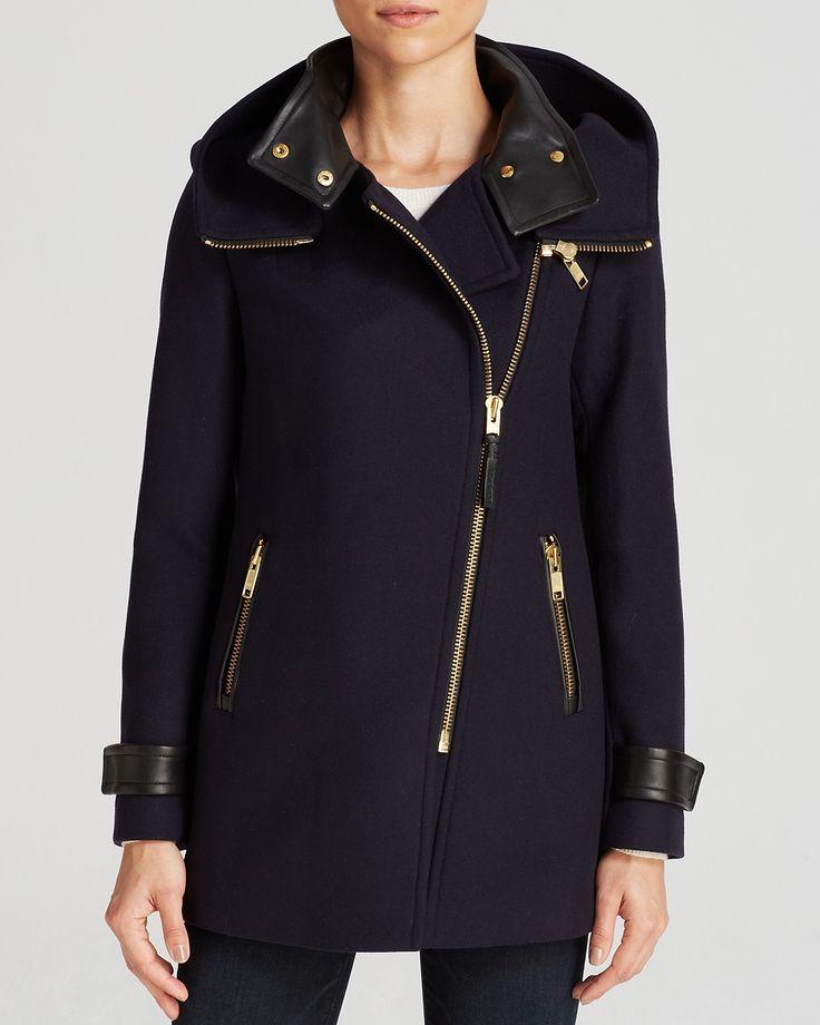 Mackage Dalida Hood Coat | Bloomingdale's