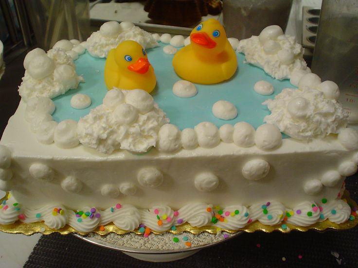 Cute Duck Sheet Cake Cute Cakes Pinterest Duck Cake