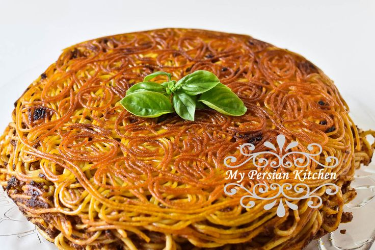 Macaroni, also known as Persian Spaghetti, is a dish where Iranian and Italian cuisines come together. However, I think that most Italians would be horrified at the fact that the ... Read More