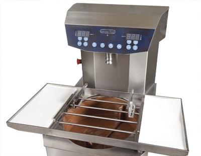 chocolate world tempering machine