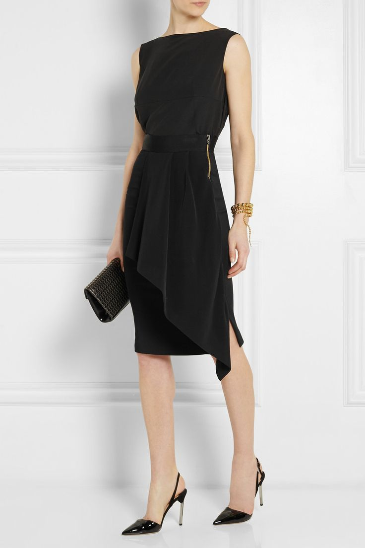 Roland mouret style galaxy dress images