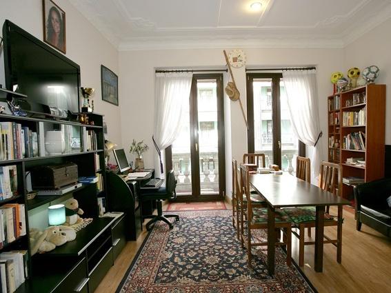 Hostel in San Sebastian, Spain