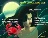 diane.ro: Horoscop Rac iunie 2015