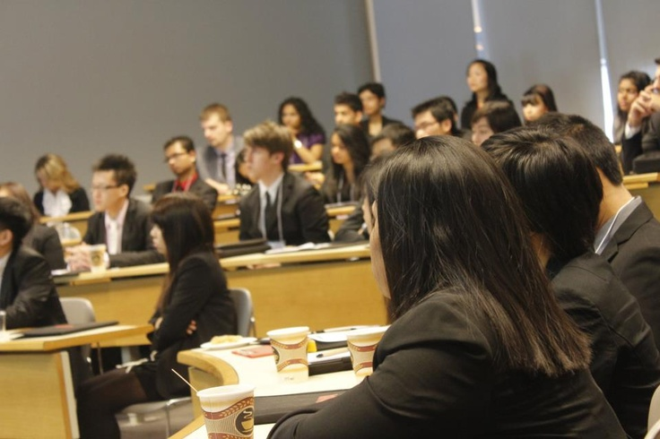 Delegates listening to a workshop at Marketing YOUniverse. #SponsorUsTE    (Help us make an Egg-cellent partnership with TalentEgg.ca, a reality. Sign our petition here: http://www.ipetitions.com/petition/yma-talentegg-an-egg-cellent-partnership/)