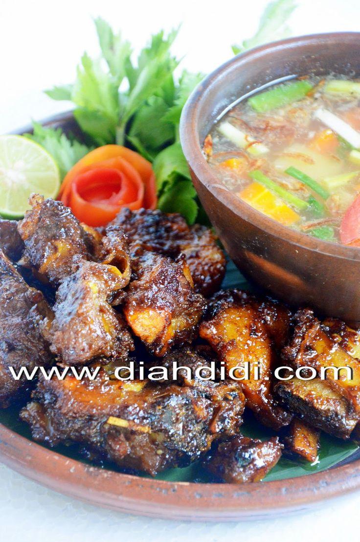 Diah Didi's Kitchen: Sup Iga Bakar Spesial