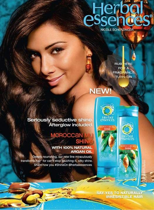 Nicole Scherzinger - Herbal Essences #NicoleScherzinger #HerbalEssences