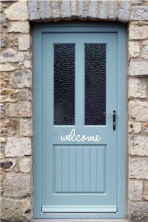 Welcome Wall Decals - Welcome Door Decals on Etsy $13.61 AUD & 25+ unique Welcome door ideas on Pinterest | Door signs Boxwood ... Pezcame.Com