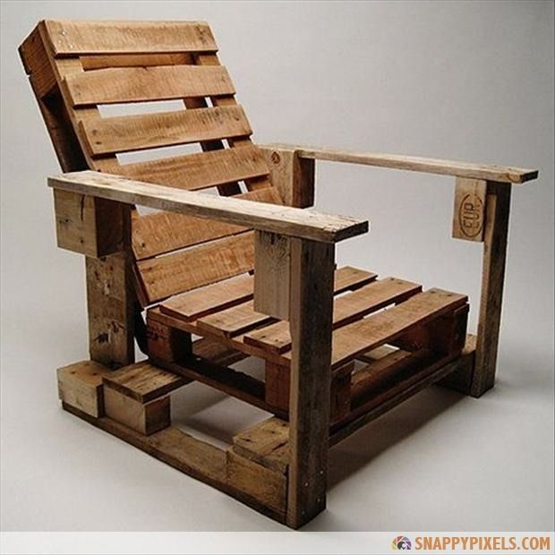 107 Used Wood Pallet Projects and Ideas | เฟอร์นิเจอร์จาก ...