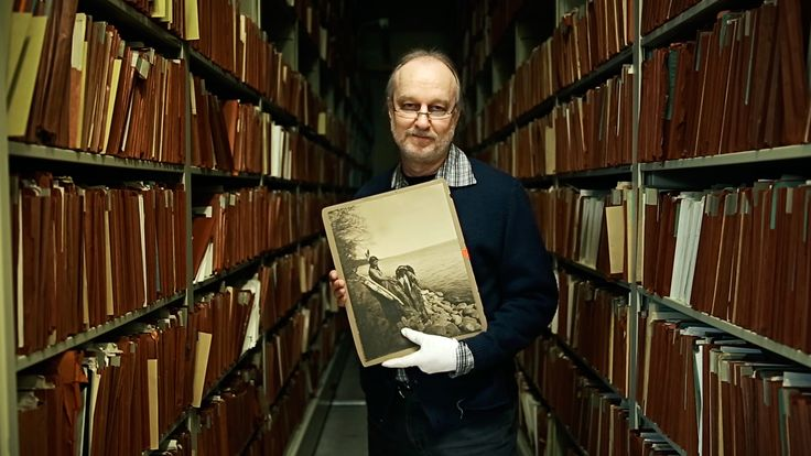 Bill Bonner: The Archivist of Photographic Memories at National Geographic Magazine.