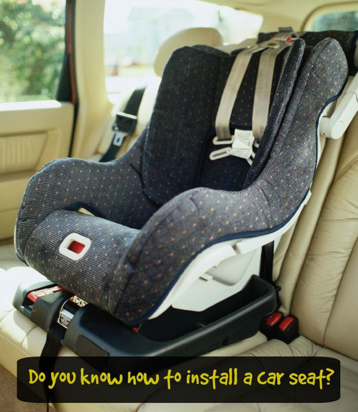 New Car Seat Prevents Leaving Baby In Car