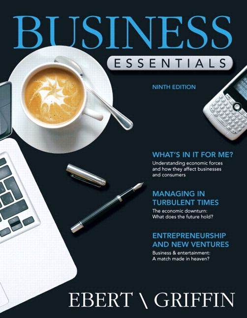 40 best business images on pinterest title test bank for business essentials 9th edition by ebert edition 9th edition isbn fandeluxe Images