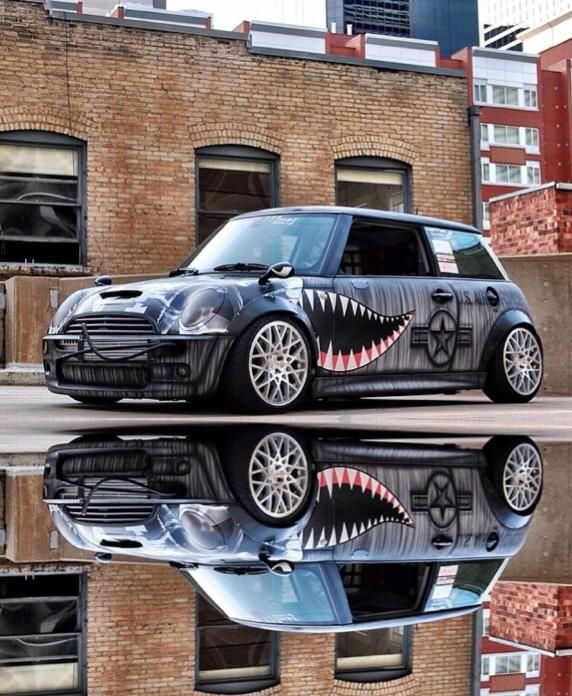 Carwrapping wrap vehicle inspiration autobeklebung for Garage mini cooper annemasse