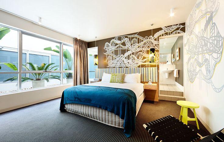 Premier Spa Suite at Rydges St Kilda.