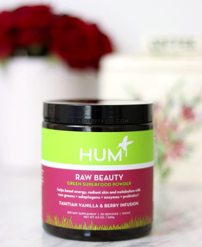 Review Hum Raw Beauty Green Superfood Powder Raw Beauty Beauty Green Superfood