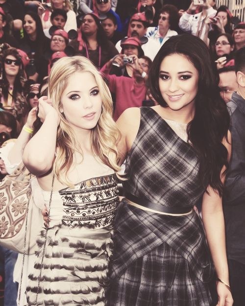 Shay and Ashley
