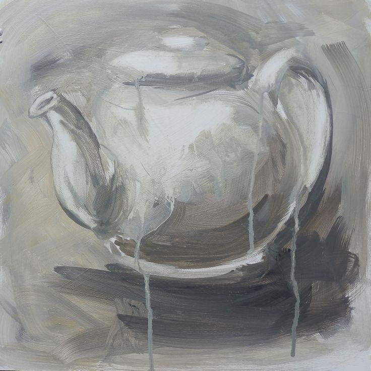 Konvička 2 | 30x30, akryl