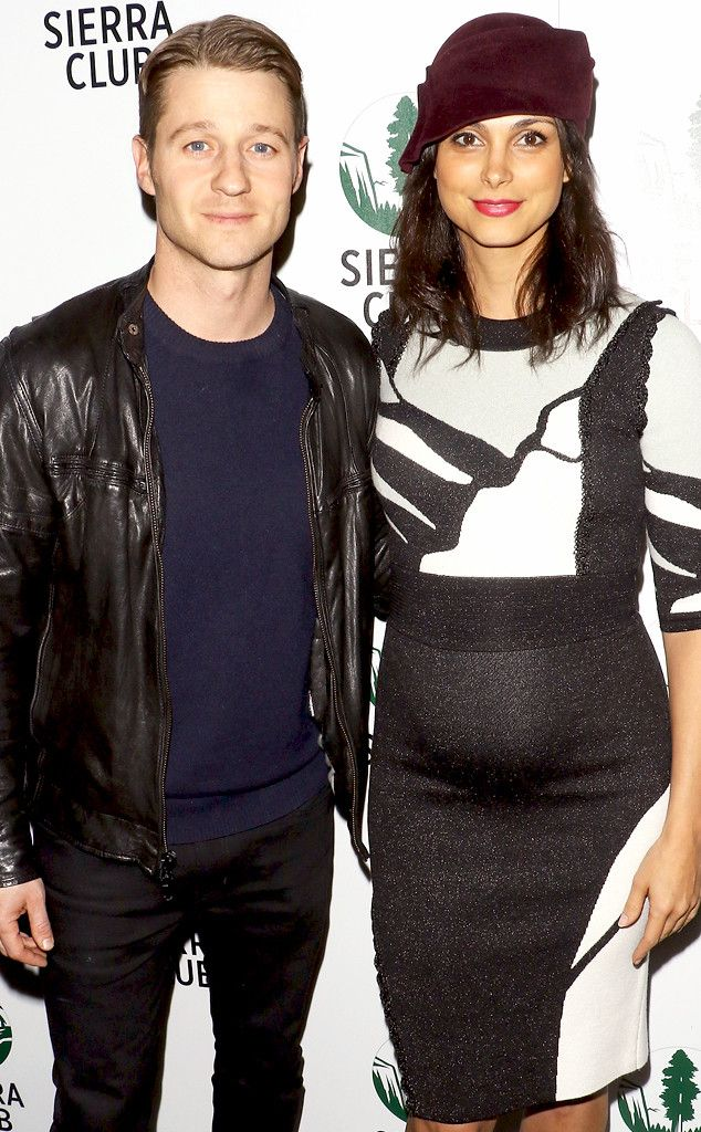 Ben McKenzie & Pregnant Morena Baccarin Make Official Debut as a Couple Benjamin McKenzie, Morena Baccarin