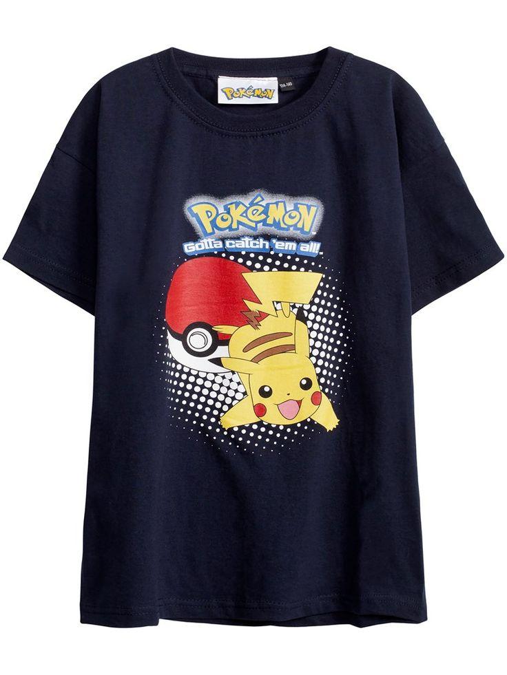 Pokémon Pikachu -T-paita pehmeää puuvillamateriaalia. Täydellinen lahja jollekin, joka rakastaa japanilaista Pokémon-tv-sarjaa.- Suora malli- Lyhyet hihat - Pyöreä pääntie