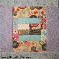 The Quilt Ladies Book Collection: Free Log Cabin Patterns