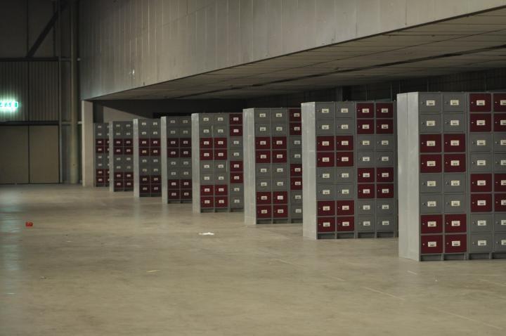 Beursgebouw - Eventsafe lockers