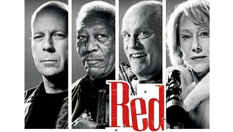 Red un film de Robert Schwentke avec Bruce Willis, Morgan Freeman, Helen Mirren, Mary-Louise Parker. L'heure de la retraite a…