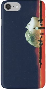 The End of Evangelion - On the Shore iPhone 7 Cases