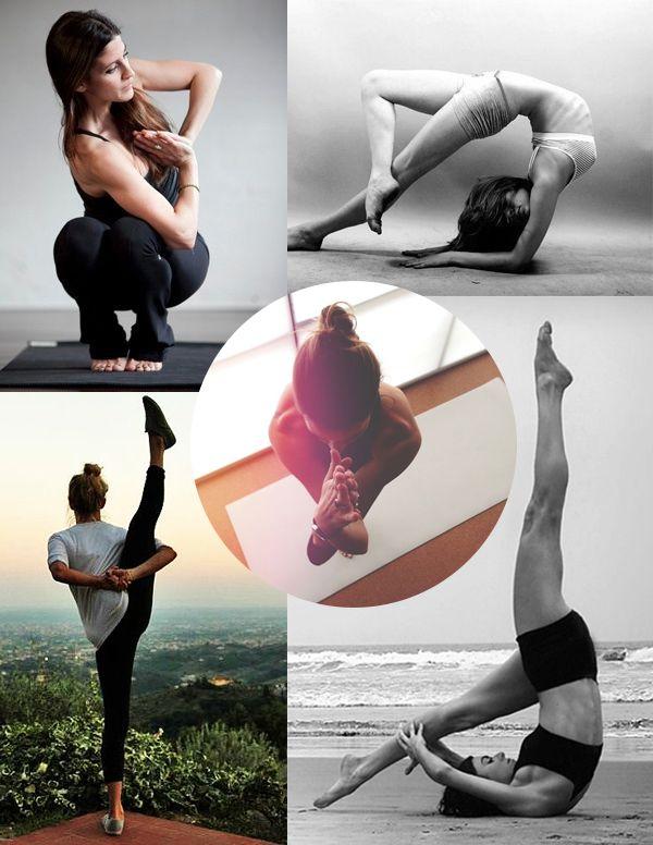 Yoga inspiration // 8 tips for yoga beginners