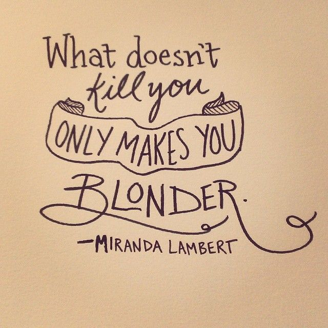 Fave lyric from @mirandalambert's new album. This one's for you, @katieoldenburg! #365quotes #mirandalambert