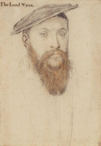 Thomas, 2nd Baron Vaux, c.1536, by Hans Holbein the Younger