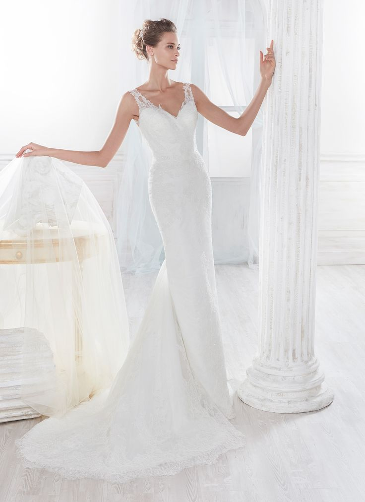 7 besten Nicole Spose Wedding Dresses Bilder auf Pinterest ...