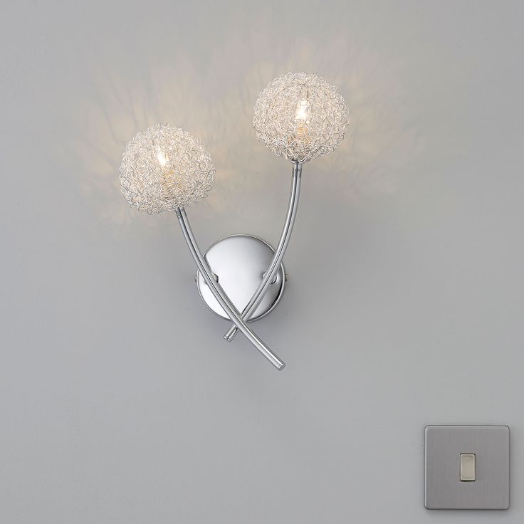 Chrome Effect Wall Lights : The 102 best images about lounge on Pinterest Grey walls, Apple blossoms and Grey
