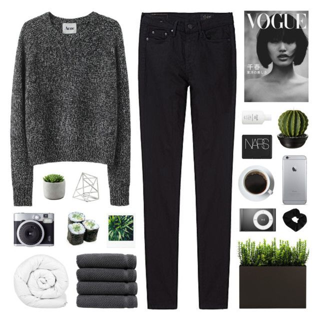 """~ 1O2815"" by khieug ❤ liked on Polyvore featuring мода, Acne Studios, THEM ATELIER, Linum Home Textiles, KEEP ME, Topshop, NARS Cosmetics, Brinkhaus, Fresh и melsunicorns"