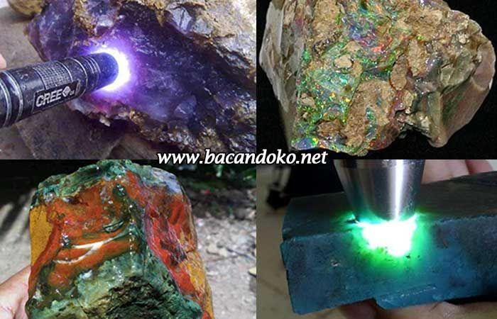 Cara Memilih Bahan Batu Akik Yang Bagus