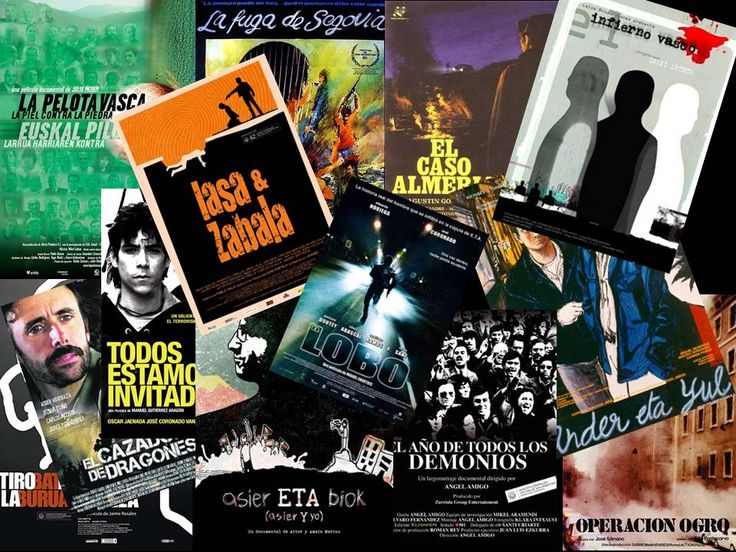 Shooting and screening violence - 50 films on ETA