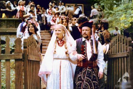 AWANS (1974) - dir. Janusz Zaorski              #polish #wedding